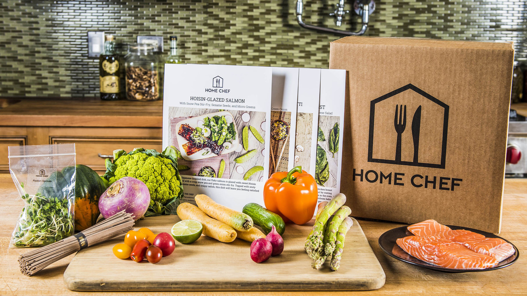 home food service